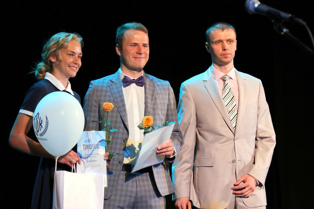 Tallinna Spordikooli õppeaasta lõpetamine